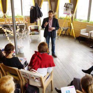 Зустріч для батьків у Києві