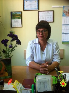 лікар Аліна Дашкевич