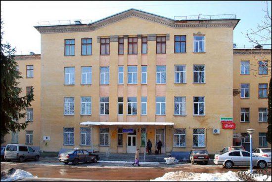 Центральна міська лікарня №1 м. Житомира