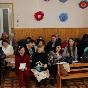 Зустріч для батьків на тему «Вакцинація у питаннях та відповідях» в місті Косів