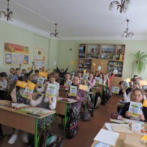 Зустріч на тему вакцинації для школярів Київської області