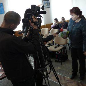 Зустріч на тему вакцинації в Луцьку (ФОТО)