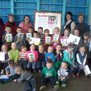 Зустрічі для батьків та дітей на тему вакцинації у Роменському районі Сумської області
