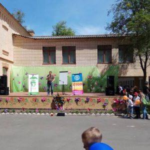 Зустріч для батьків на тему вакцинації в смт Немішаєве
