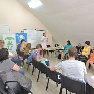 Лекція на тему вакцинації до Дня захисту дітей