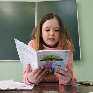 Відкритий урок на тему щеплення для учнів 5 класу школи №128