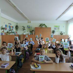Відкритий урок на тему щеплення у школі №120